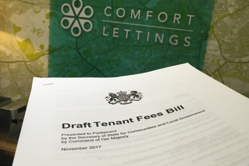 Draft Tenant Fees